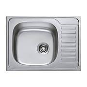 Мийка кухонна HAIBA 65x50 (decor) (HB0553)