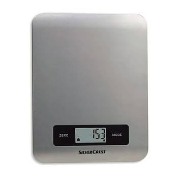 Весы кухонные электронные SilverCrest SKWS 5 A2, 5 кг