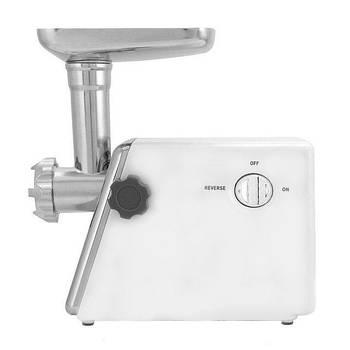 Мясорубка электромясорубка Domotec MS2018 1600W White