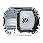 Мийка кухонна HAIBA 63x49 (decor) (HB0653)