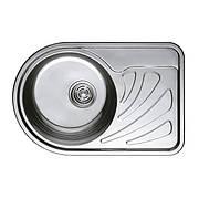 Мийка кухонна HAIBA 67x44 (polish) (HB0558)