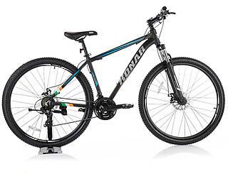 Велосипед KONAR KA-29″19# 24S, алюминиевая рама 19, колеса 29 дюймов, черно-синий