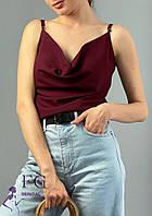 Літня блуза - топ на бретелях 031 В/04, фото 1