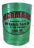 Шпагат полипропиленовый Мармара (2000м) зеленая
