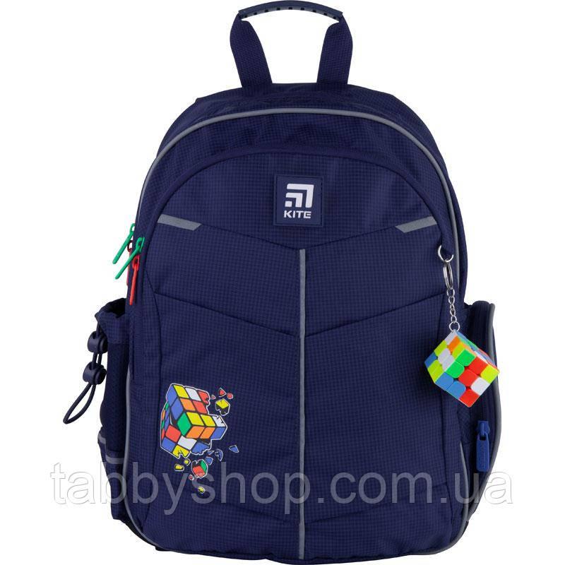 Рюкзак школьный ортопедический KITE Education 771S Rubik's cube