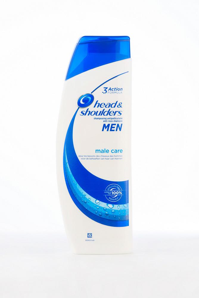 Head & Shoulders 3ActionFormula шампунь для волосся Male Care
