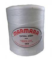 Шпагат Мармара белая 1 кг (1000м)