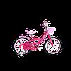 Детский двухколесный велосипед Royal Baby Mermaid RB16G-3 колеса 16 дюймов рама сталь розовый