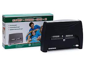 Ионизатор воздухоочиститель Супер Плюс ЭКО-С черный
