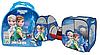 Игровая палатка с туннелем SG 7015 FZ-B Холодное сердце (Frozen)