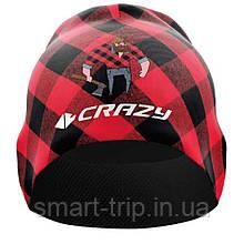 Шапки CRAZY IDEA W20126028X-00 RED SCOTTISH L