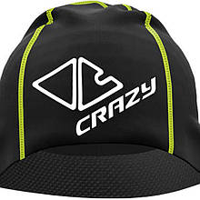 Шапки CRAZY IDEA W20126028X-00 BLACK-YELLOW L