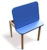 Детский функциональный столик деревянный ColorBox 04-20-BLUE / цвет синий