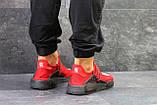 Чоловічі кросівки Adidas NMD Human RACE червоні, фото 3