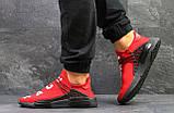 Чоловічі кросівки Adidas NMD Human RACE червоні, фото 5