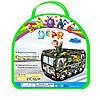 Детская игровая палатка MR 0343 Военная машина в сумке