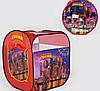 Ігровий намет MR 0347 з тунелем Пірамідка і Куб