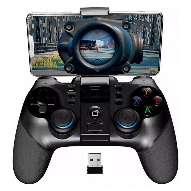 Беспроводный игровой геймпад Ipega PG-9156 для Android PC IOS PS3 Андроид Tv Box, джойстик для телефона