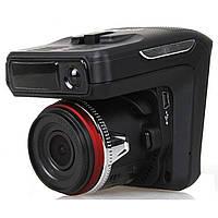Автомобильный видеорегистратор Radar video X7 FullHD 1080p с радар-детектором, фото 1