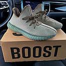 Мужские кроссовки Adidas Yeezy Boost 350 v2, фото 6