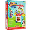 Детская кухня WD-A22-B22 со звуком и светом