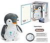 Ночник Животное Пингвинчик плюшевый MBQ 661-5 A с проектором ночного неба / 7 мелодий / музыка свет