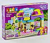 Конструктор JDLT 5238 Магазин с фигурками 95 деталей (аналог Lego Duplo)