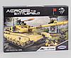 Конструктор XingBao XB 06021 Военный танк T99 1340 деталей (аналог Lego)