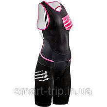 Стартовий костюм для тріатлону Compressport TSUTRIW-99-0XS