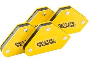 Набор магнитов для сварки 4кг, Master Tool 81-0204