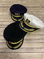 """Кепка морячка чоловіча, розміри 55-60 см (3ол) """"SCARLETT"""" купити недорого від прямого постачальника"""