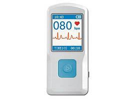 Апарат ЕКГ GIMA PM 10 для запису серцевого ритму, одноканальний, мобільний, Італія