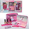 Игровой набор косметики детской J1006 косметичка набор для маникюра блеск пудра румяна