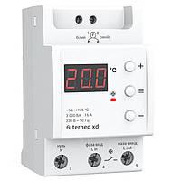 Терморегулятор Terneo XD для охолодження та вентиляції, фото 1