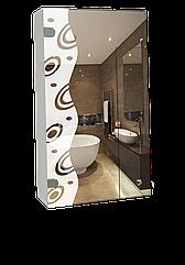 Шкаф-зеркало (40*70*14см) ШК803