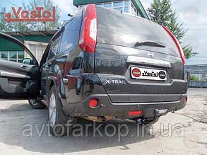 Фаркоп Nissan X-Trail (T31)(2007-2014)(Фаркоп Ніссан Х-Траил Т31)VasTol
