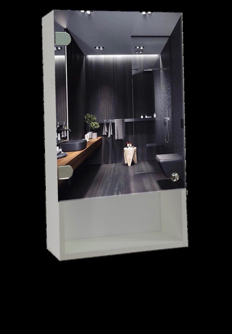 Шкаф-зеркало (40*70*14см) ШК807