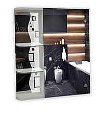 Шкаф-зеркало (60*70*14см) ШК810