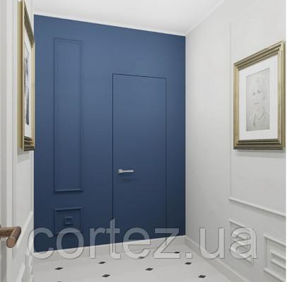 Как выбрать двери скрытого монтажа под покраску и оклейку обоями