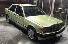 Ветровики Mercedes Benz 190 (W201) Sd 1982-1993 Cobra Tuning