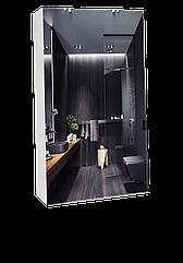 Шкаф-зеркало (40*63*12см) ШК821