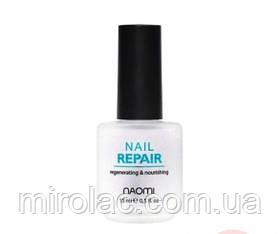 Средство для восстановления ногтевой пластины Naomi Nail Repair, 15мл