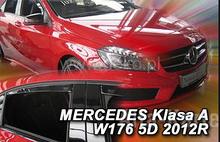 Ветровики Mercedes Benz A-klasse (W176) 2012 Cobra Tuning