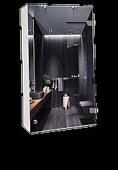 Шкаф-зеркало (40*63*12см) ШК823