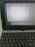Сенсорный ноутбук трансформер Fujitsu-Siemens P1610, фото 3
