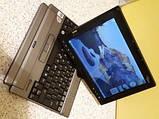 Сенсорный ноутбук трансформер Fujitsu-Siemens P1610, фото 5