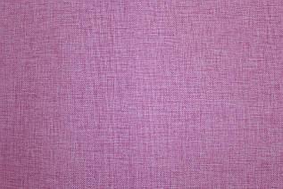 "Однотонная ткань ""Лён мешковина"". Высота 2,8м. Цвет розовый. Код 125ш"