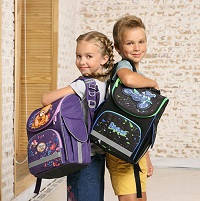 Рюкзаки и ранцы школьные