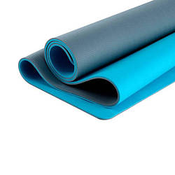 Коврик для йоги YUNMAI Yoga Mat Blue (YMYG-T602)