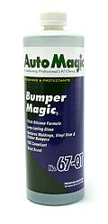 "Auto Magic ""BUMPER MAGIC"" № 67 для бамперов и молдингов 946 мл"
